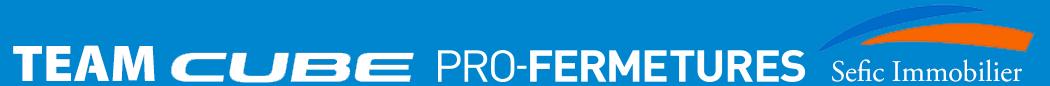 Team Pro Fermetures-Cube-Sefic